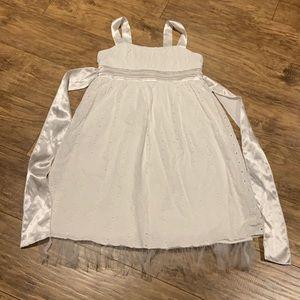 Ruby Rox white dress